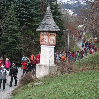 Bild zum Eintrag: ökumenischer Bergeweg 2021